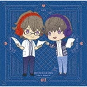 DJCD「HE★VENS RADIO〜Go to heaven〜」Vol.1(CD+CD-ROM) [CD]|dss