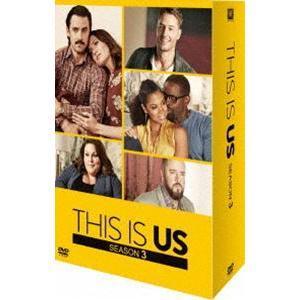 THIS IS US/ディス・イズ・アス シーズン3 DVDコレクターズBOX [DVD]|dss