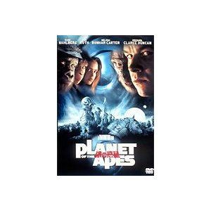 PLANET OF THE APES 猿の惑星 [DVD]|dss