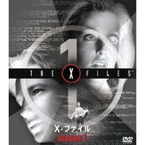 X-ファイル シーズン1 <SEASONSコンパクト・ボックス> [DVD]|dss