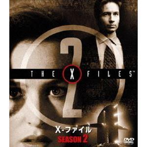 X-ファイル シーズン2 <SEASONSコンパクト・ボックス> [DVD]|dss