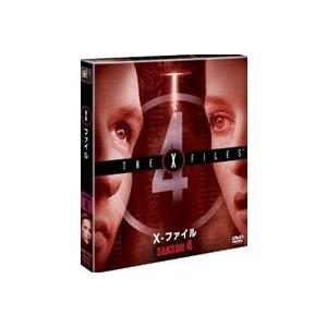 X-ファイル シーズン4 <SEASONSコンパクト・ボックス> [DVD]|dss