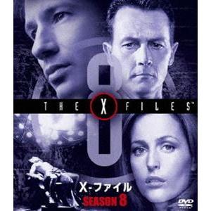 X-ファイル シーズン8 <SEASONSコンパクト・ボックス> [DVD]|dss