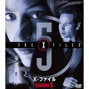 X-ファイル シーズン5 <SEASONSコンパクト・ボックス> [DVD]|dss