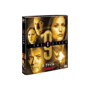 X-ファイル シーズン9 <SEASONSコンパクト・ボックス> [DVD]|dss