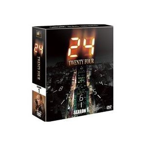 24-TWENTY FOUR-シーズン1 <SEASONSコンパクト・ボックス> [DVD]|dss