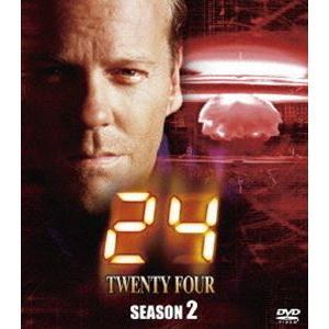 24-TWENTY FOUR-シーズン2 <SEASONSコンパクト・ボックス> [DVD]|dss