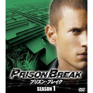 プリズン・ブレイク シーズン1 <SEASONSコンパクト・ボックス> [DVD]|dss