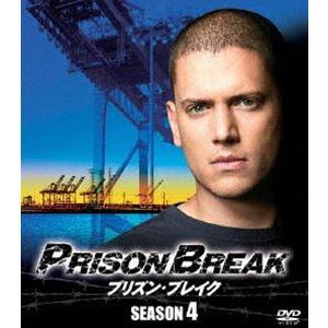 プリズン・ブレイク シーズン4 <SEASONSコンパクト・ボックス> [DVD]|dss