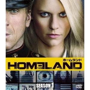 HOMELAND/ホームランド シーズン1 <SEASONSコンパクト・ボックス> [DVD]|dss