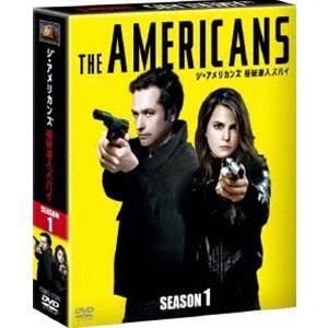 ジ・アメリカンズ 極秘潜入スパイ シーズン1<SEASONSコンパクト・ボックス> [DVD]|dss