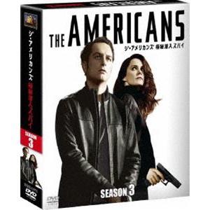 ジ・アメリカンズ 極秘潜入スパイ シーズン3<SEASONSコンパクト・ボックス> [DVD]|dss