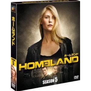 HOMELAND/ホームランド シーズン5<SEASONSコンパクト・ボックス> [DVD]|dss