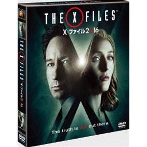 X-ファイル 2016<SEASONSコンパクト・ボックス> [DVD]|dss