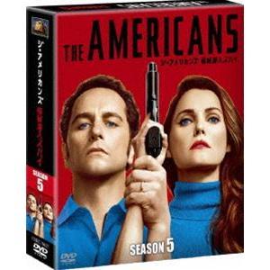 ジ・アメリカンズ 極秘潜入スパイ シーズン5<SEASONSコンパクト・ボックス> [DVD]|dss