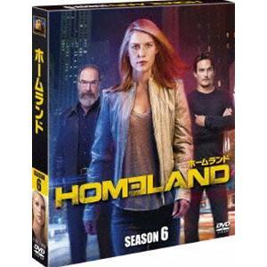 HOMELAND/ホームランド シーズン6<SEASONSコンパクト・ボックス> [DVD]|dss