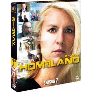 HOMELAND/ホームランド シーズン7<SEASONSコンパクト・ボックス> [DVD]|dss