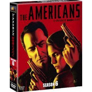 ジ・アメリカンズ 極秘潜入スパイ シーズン6<SEASONSコンパクト・ボックス> [DVD]|dss