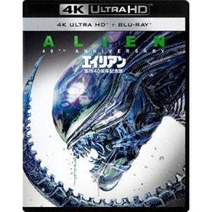 エイリアン 製作40周年記念版<4K ULTRA HD+2Dブルーレイ> [Blu-ray]|dss