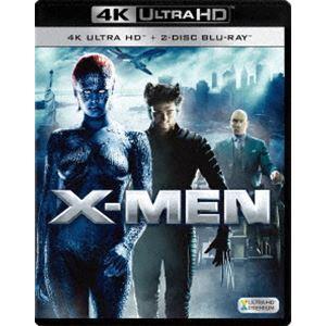 X-MEN<4K ULTRA HD+2Dブルーレイ> [Ultra HD Blu-ray]|dss