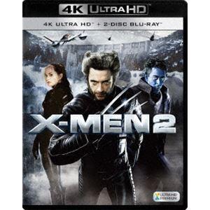 X-MEN2<4K ULTRA HD+2Dブルーレイ> [Ultra HD Blu-ray]|dss