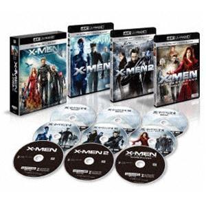 X-MEN 4K ULTRA HD トリロジーBOX [Ultra HD Blu-ray]|dss