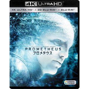 プロメテウス<4K ULTRA HD+3D+2Dブルーレイ> [Ultra HD Blu-ray]|dss