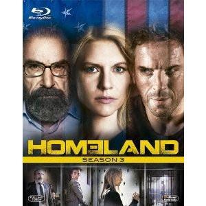 HOMELAND/ホームランド シーズン3 ブルーレイBOX [Blu-ray]|dss