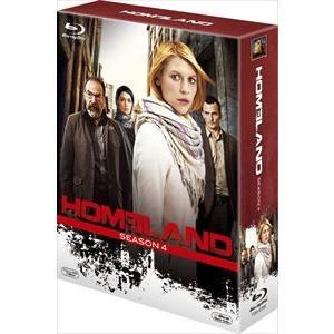 HOMELAND/ホームランド シーズン4 ブルーレイBOX [Blu-ray]|dss