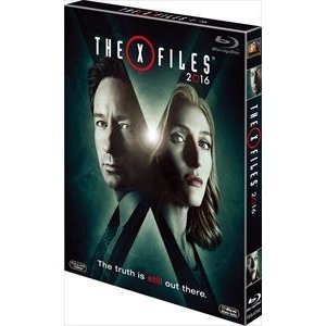 X-ファイル 2016 ブルーレイBOX [Blu-ray]|dss