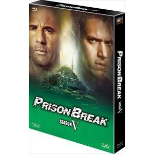 プリズン・ブレイク シーズン5 ブルーレイBOX [Blu-ray]|dss
