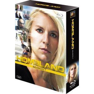 HOMELAND/ホームランド シーズン7 ブルーレイBOX [Blu-ray]|dss
