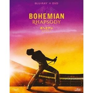 ボヘミアン・ラプソディ<2枚組ブルーレイ&DVD> [Blu-ray]|dss
