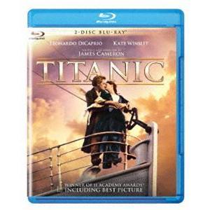 タイタニック<2枚組>〔期間限定出荷〕 [Blu-ray]|dss