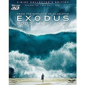エクソダス:神と王 4枚組コレクターズ・エディション〔初回生産限定〕 [Blu-ray]|dss
