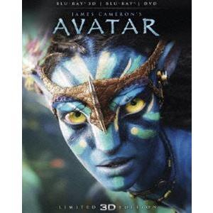 アバター 3Dブルーレイ&DVDセット<2枚組> [Blu-ray]|dss