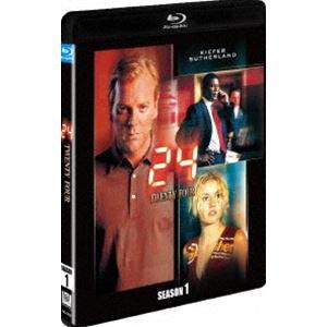 24-TWENTY FOUR- シーズン1<SEASONSブルーレイ・ボックス> [Blu-ray]|dss