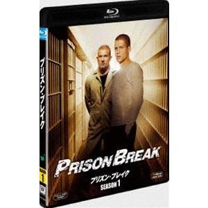 プリズン・ブレイク シーズン1<SEASONS ブルーレイ・ボックス> [Blu-ray]|dss