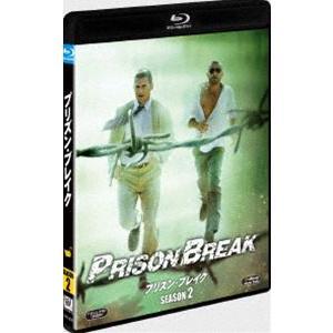 プリズン・ブレイク シーズン2<SEASONS ブルーレイ・ボックス> [Blu-ray]|dss