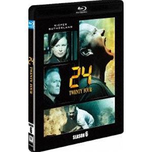 24-TWENTY FOUR- シーズン6<SEASONSブルーレイ・ボックス> [Blu-ray]|dss