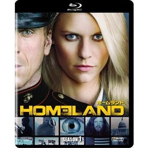 HOMELAND/ホームランド シーズン1<SEASONSブルーレイ・ボックス> [Blu-ray]|dss