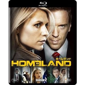 HOMELAND/ホームランド シーズン2<SEASONSブルーレイ・ボックス> [Blu-ray]|dss
