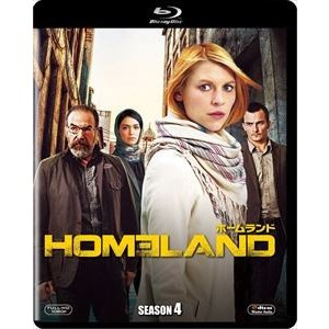 HOMELAND/ホームランド シーズン4<SEASONSブルーレイ・ボックス> [Blu-ray]|dss