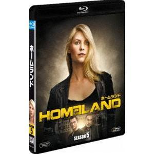 HOMELAND/ホームランド シーズン5<SEASONSブルーレイ・ボックス> [Blu-ray]|dss
