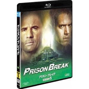 プリズン・ブレイク シーズン5<SEASONSブルーレイ・ボックス> [Blu-ray]|dss
