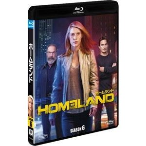 HOMELAND/ホームランド シーズン6<SEASONSブルーレイ・ボックス> [Blu-ray]|dss