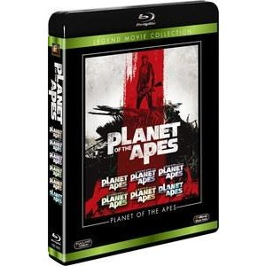 猿の惑星 ブルーレイコレクション [Blu-ray]|dss