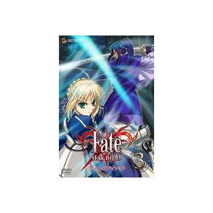 Fate/stay night 3 [DVD]|dss