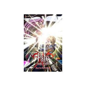 Fate/stay night 4 [DVD]|dss