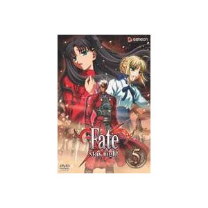 Fate/stay night 5 [DVD]|dss